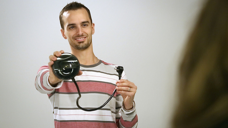 From junkyard tinkerer to Quirky inventor: Nathan Firth's story   Innovative Products   Scoop.it