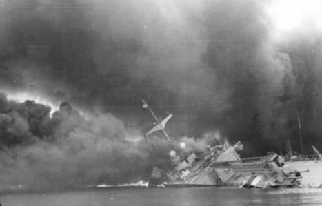 Le sabordage de la flotte dans L'Ouest-Eclair | Bateaux et Histoire | Scoop.it