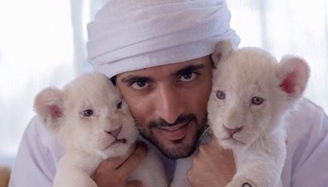 A voice, I heard, said I was born to love   Prince Amir Al Saud   LinkedIn   Innovation,Strategy, Spiritual & Leadership   Scoop.it