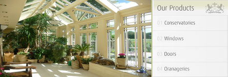 Composite Windows, Conservatories, Folding Sliding, Orangeries, Doors, Frames, Clad Windows Leeds, UK | Aluminium Composite Windows | Scoop.it