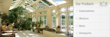 Composite Windows, Conservatories, Folding Sliding, Orangeries, Doors, Frames, Clad Windows Leeds, UK | Bespoke orangeries | Scoop.it