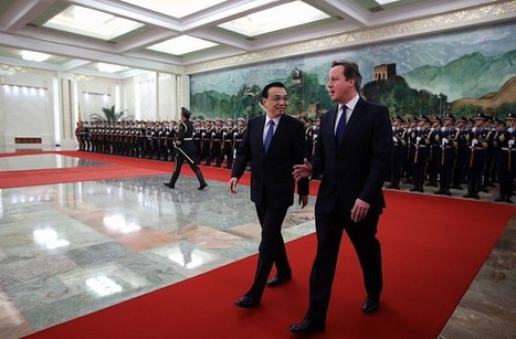 China ready to invest £50bn in UK infrastructure - Telegraph | Danny Guthrie | Scoop.it