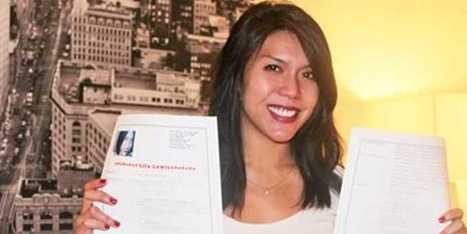 See How A Pro Transformed My Crappy Resume To An Excellent One | Be Social Please | Scoop.it