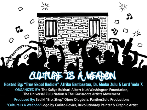 Spoken Word/HipHop Benefit for Freedom Fighters | WELCOME TO MY WORLD OF MANY CAUSES | Scoop.it