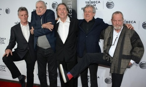 Monty Python: 'We hate the Daily Mail slightly more than we hate each other' | this curious life | Scoop.it