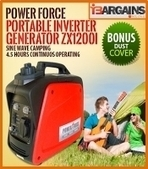 Why Inverter Generators are Ideal for Camping? | Silent Inverter Generator | Scoop.it