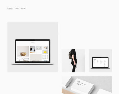 13 Whitespace in Web Design Examples Inspire | UX Design | Scoop.it
