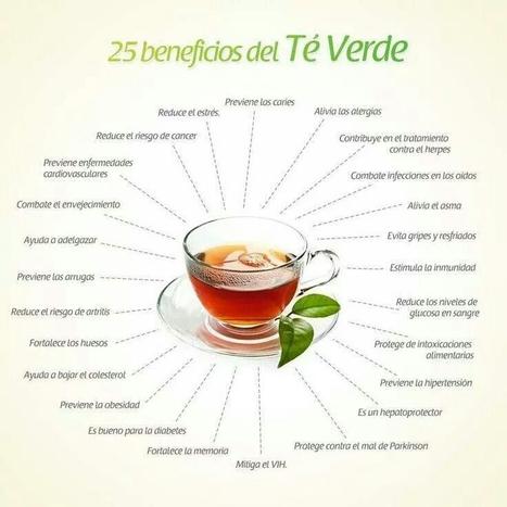 El té verde | Servicios en Restauración | Scoop.it