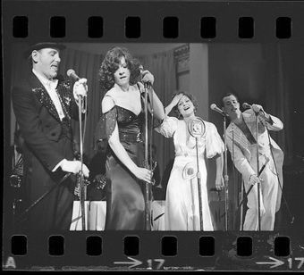 MANHATTAN TRANSFER 35mm Vintage Original Camera Negative MAY 19, 1975 #829 #RocknRoll | Keith Russell Collections | Scoop.it