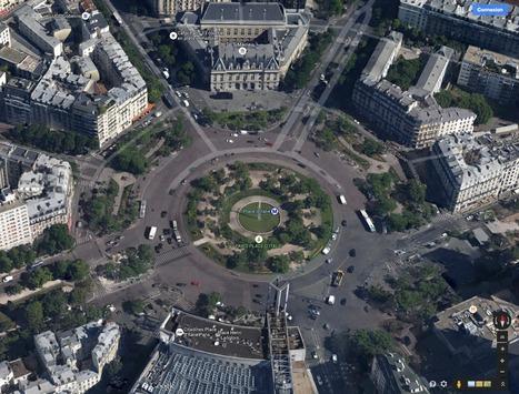 [Paris XIIIè] RÉINVENTONS la Place d'Italie:  Donnez VOTRE AVIS sur le réaménagement de la place | URBANmedias | Scoop.it