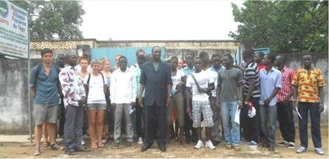 Visite des jeunes étudiant de PAGOUDA et de la SOP à MAPTO - CCFD Terre Solidaire | Voyage - Tourisme responsable | Scoop.it