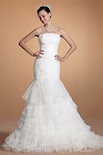 [EUR 229,99] Carlyna 2014 Nouveauté Adorable Sans Bretelle Siène Robe de Mariée (C37145407) | robe de mariée, robe de soirée | Scoop.it