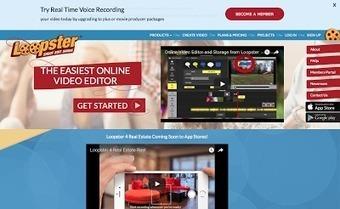 Loopster - Sencillo editor de vídeo online | Diseño web Wordpress y SEO | Scoop.it