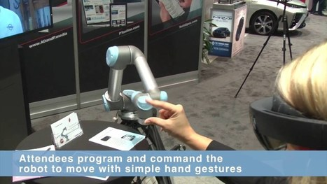 Universal Robots in IMTS exhibits | Heron | Scoop.it