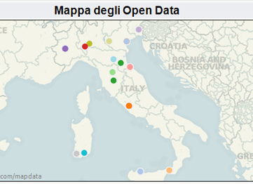 Open Data: Italia a due velocità? | egovernment | Scoop.it