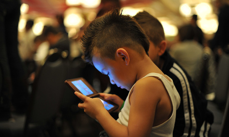 5 Benefits of Digital Reading Devices for Boys | The 21st Century | Scoop.it