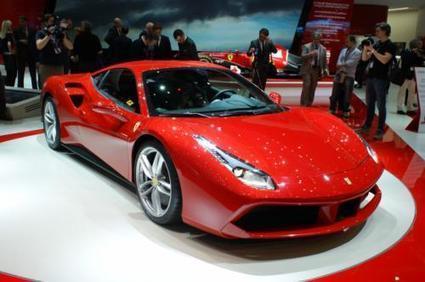 Ferrari 488 GTB Bows at Geneva - SpeedLux | Technology | Scoop.it