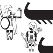 La Ilíada en gráficos:Índice | Griego clásico | Scoop.it