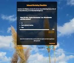 strike2 - strike2 Inbound-Marketing Check | Effiziente Landing-Pages | Scoop.it