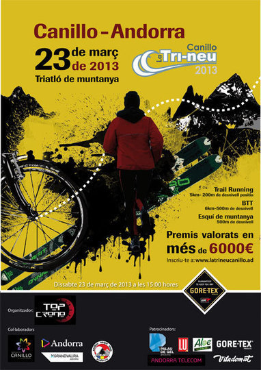 Triatlón de Montaña Tri-Neu GORE TEX   Revista Oxigeno   DESCENSO MTB-BTT   Scoop.it