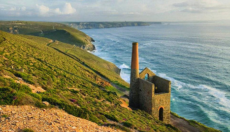 Ruins of a Cornish Engine House and Tin Mines in Cornwall England   Exploration: Urban, Rural and Industrial   Scoop.it