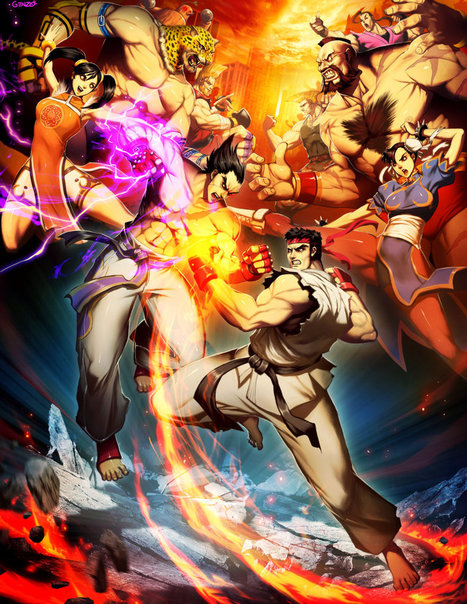 street fighter game online free play