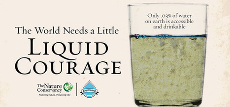 It's Time for Liquid Courage! | Sustain Our Earth | Scoop.it