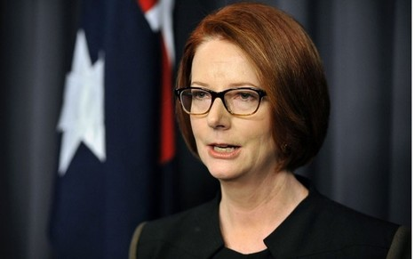 Julia Gillard opens up on sexism  - Telegraph | History and Society | Scoop.it