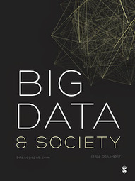#BigData & Society | #journals #openaccess | Didactics and Technology in Education | Scoop.it