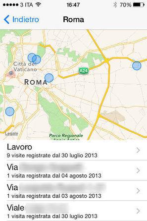 Uno smartphone per pedinarli tutti | My technocorner | Scoop.it