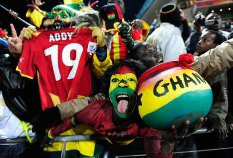 Guantanamo detainees 'supported Ghana at World Cup'Open Ghana | Open Ghana | Recent World News | Scoop.it