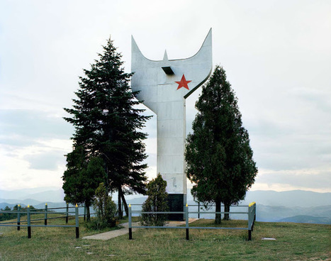 25 Abandoned Yugoslavia Monuments that look like they're from the Future ~ Crack Two | Transmedia Storytelling & Immersion Experiences | Scoop.it