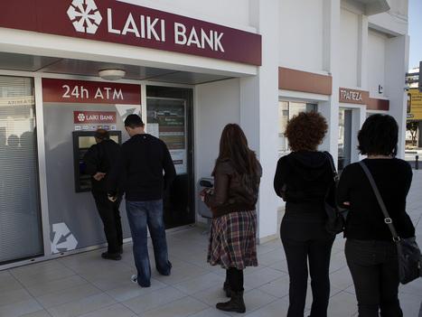 Where The Bank Really Keeps Your Money : NPR | Sapienza Finanziaria International | Scoop.it
