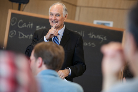 What Academics Can Learn From Alan Alda   Transformations of science   Scoop.it