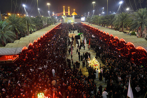 Ashura across the Muslim world | Human Rights and the Will to be free | Scoop.it