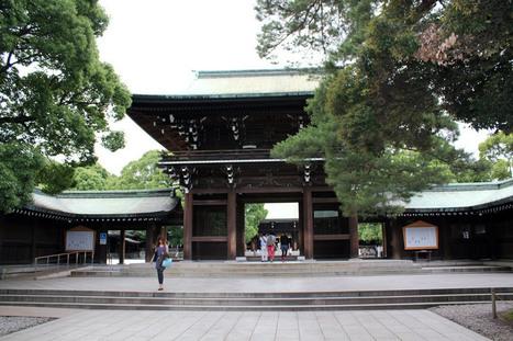 Le Meiji Jingu et son parc - M0shi-M0shi.com, Le Blog Japon   Voyager au japon   Scoop.it