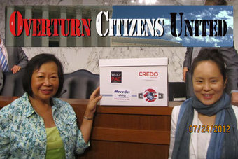 Coffee Party Nation | Citizen Journalist Account of Historic US Senate Hearing on Overturning Citizens United | Election by Actual (Not Fictional) People | Scoop.it