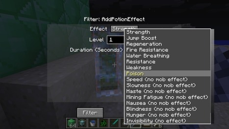 In-Game Mcedit Filters And Scripts Mod  1.6.4 | Minecraft 1.6.4 Mods | Scoop.it
