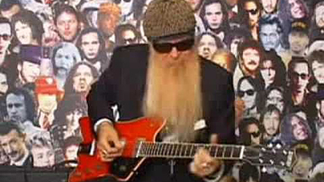 Billy Gibbons Gives A Private Blues Lesson | VIDEO & TAB | GuitarPlayer | Discovery Guitar World | Scoop.it