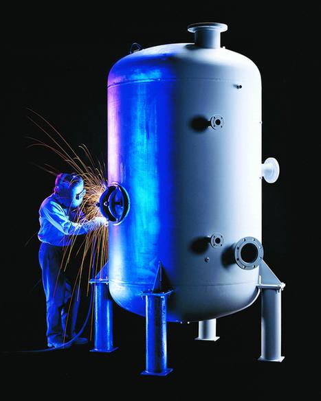 Custom Pressure Vessel Manufacturer - Buckeye Fabricating | Miscellaneous Business Information | Scoop.it