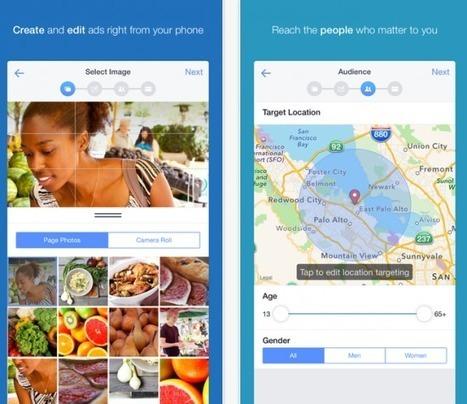 #Facebook marks 2 million advertisers with native mobile app #socialmedia | ALBERTO CORRERA - QUADRI E DIRIGENTI TURISMO IN ITALIA | Scoop.it