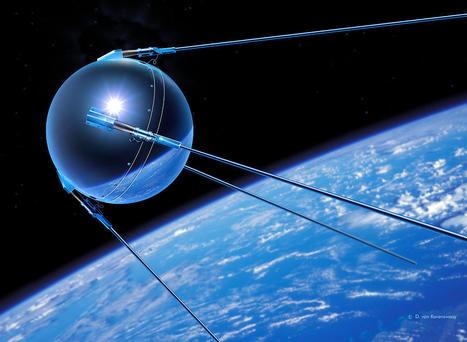 Lançamento do satélite sputnik | chocolate | Scoop.it