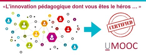 "UMOOC - ""L'innovation pédagogique dont vous êtes le héros"" - Université de Mons 