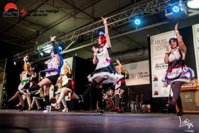 Alicante and Japan join together at the Manga Convention - Comunitat Valenciana | Spain Exposed | Scoop.it