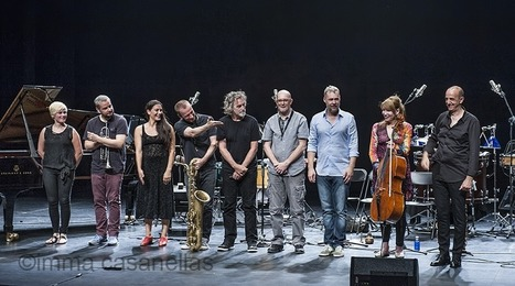 AGUSTÍ FERNÁNDEZ CELEBRATION ENSEMBLE (Mercat de les Flors, Sala Ovidi Montllor, Barcelona 20-7-2015) | JAZZ I FOTOGRAFIA | Scoop.it