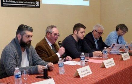 Lézignan-Corbières : le Cru Corbières soigne son image et sa position de leader | Vins Sud de France | Scoop.it