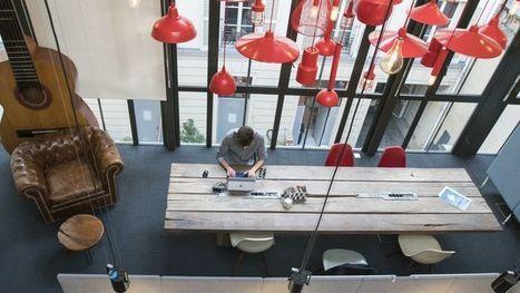 Les bureaux de demain ressembleront à votre maison | La Place de l'Immobilier HBS | Scoop.it