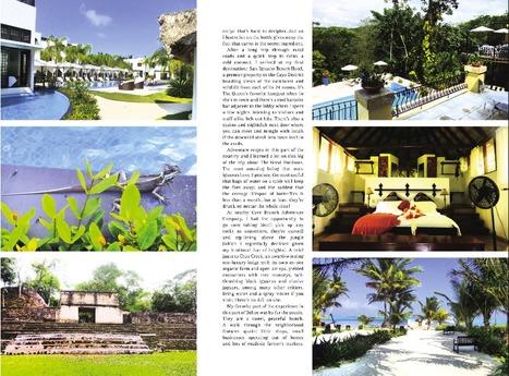 Cayo Highlighted in Brickell Magazine | Belize You Inspire Me | Scoop.it