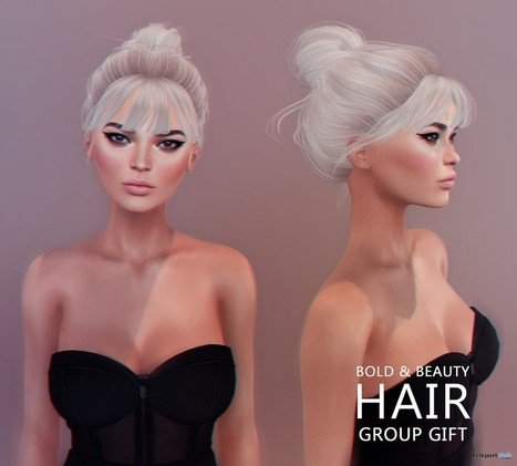 Avery Hair Fat Pack Group Gift by Bold & Beauty | Teleport Hub - Second Life Freebies | Second Life Freebies | Scoop.it