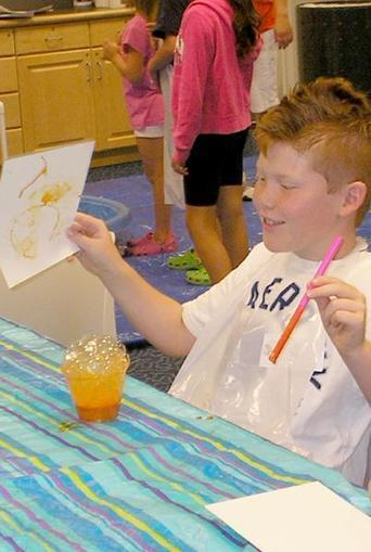 Clinton-Macomb Public Library combines children's literacy with science ... - New Baltimore Voice Newspapers | CLOVER ENTERPRISES ''THE ENTERTAINMENT OF CHOICE'' | Scoop.it